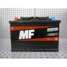 Batterie 74Ah/680A +Gauche Perez-batterie Béziers