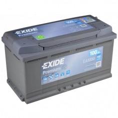 Batterie EXIDE PREMIUM A100Ah/900A Perez-batterie Béziers