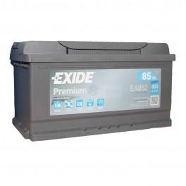 Batterie EXIDE PREMIUM 85Ah/800A Perez-batterie Béziers