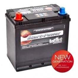Batterie 45Ah/300A +Gauche Perez-batterie Béziers