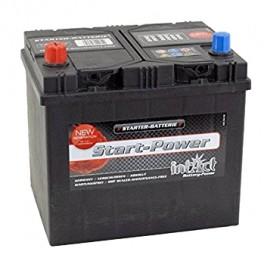 Batterie 60Ah/390A +Gauche Perez-batterie Béziers