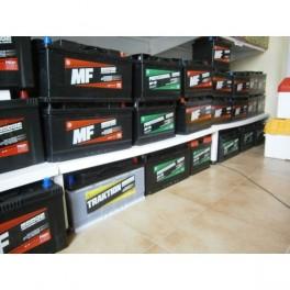 Batterie AGM 100Ah/800A à décharge lente Perez-batterie Béziers