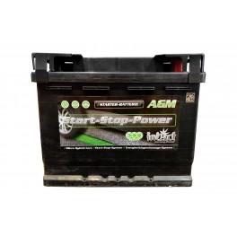 Batterie START/STOP/POWER 60Ah/600A Perez-batterie Béziers