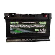 Batterie START/STOP/POWER 70Ah/760A Perez-batterie Béziers